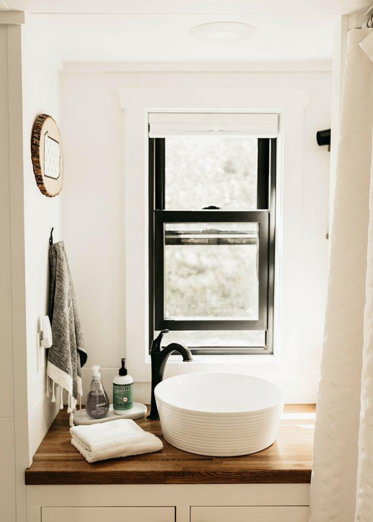 amenagement salle de bain mini maison location