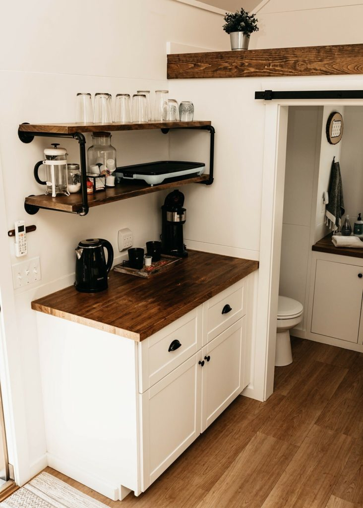 mini maison cusine location