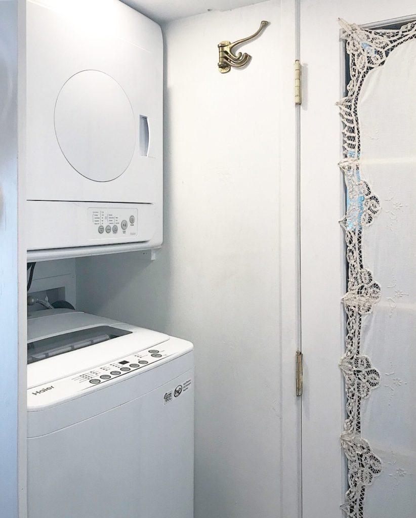 lave linge mini maison de kell