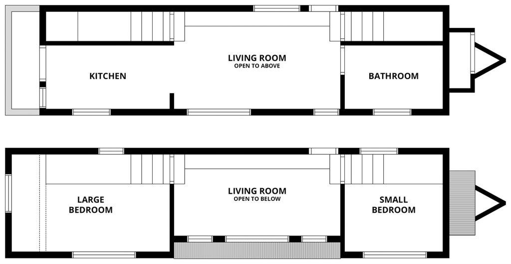 plans tiny house kell