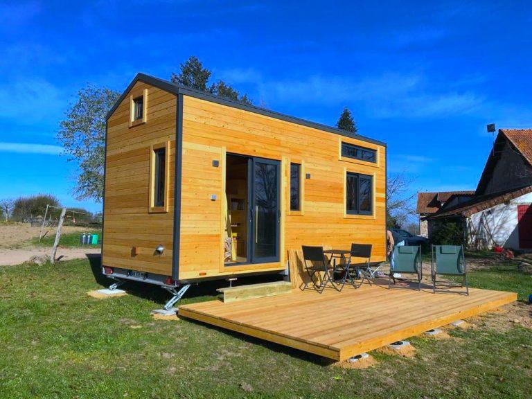 AgriVillage tiny house agro-tourisme