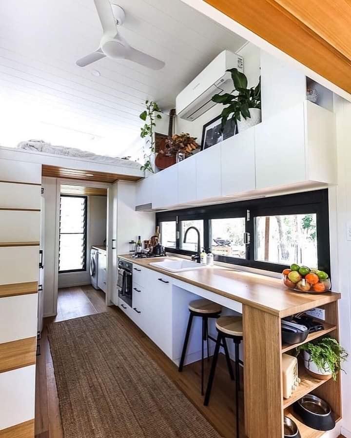 cuisine tiny house