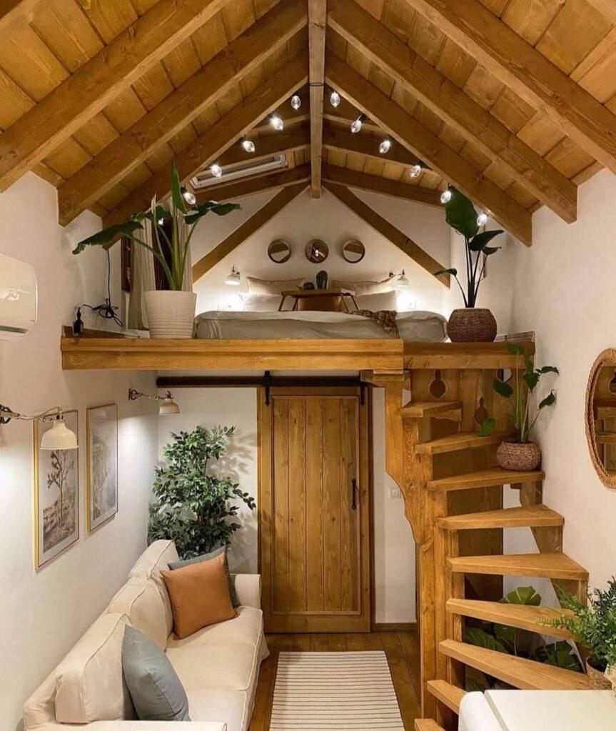 interieur tiny box house