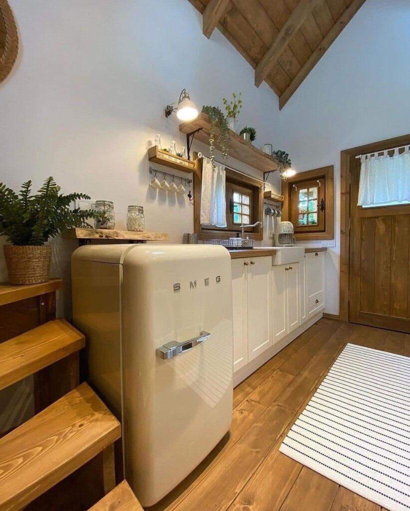 cuisine tiny box house
