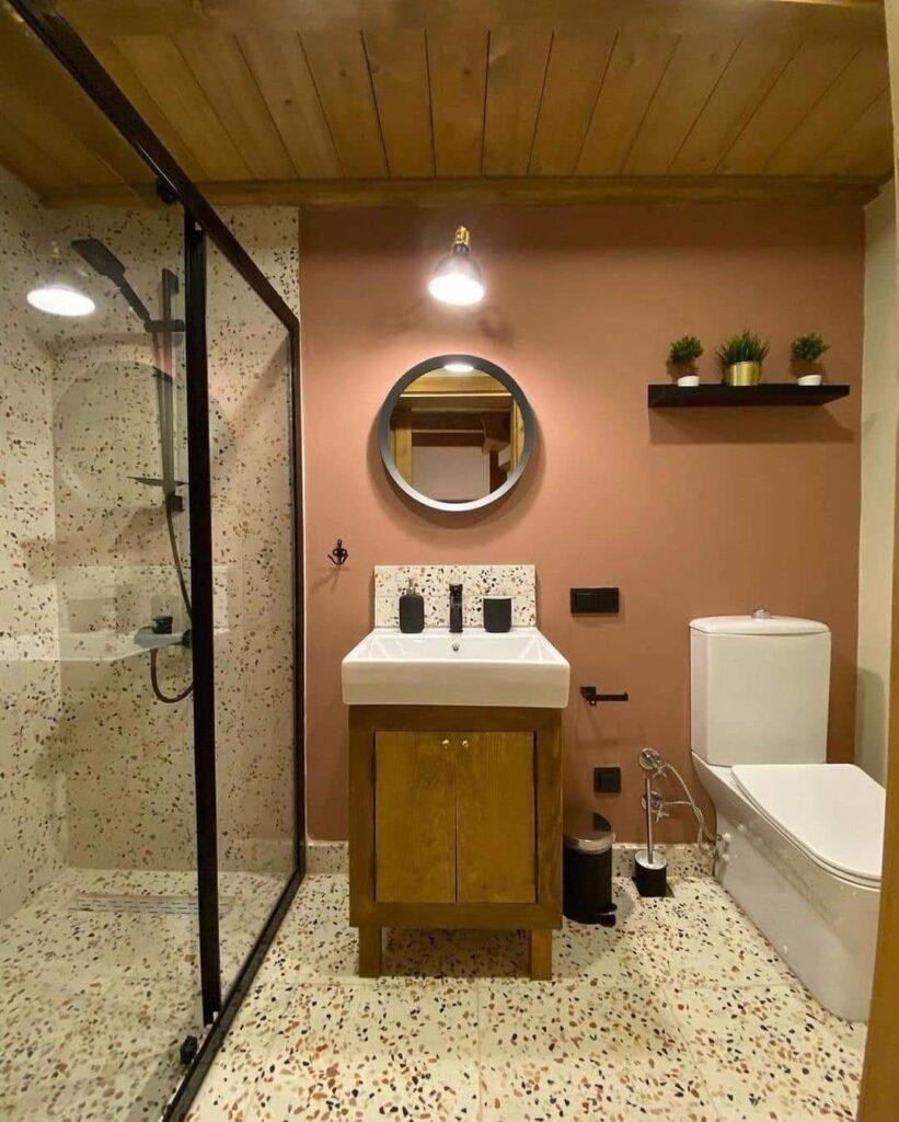 salle de bains tiny box house