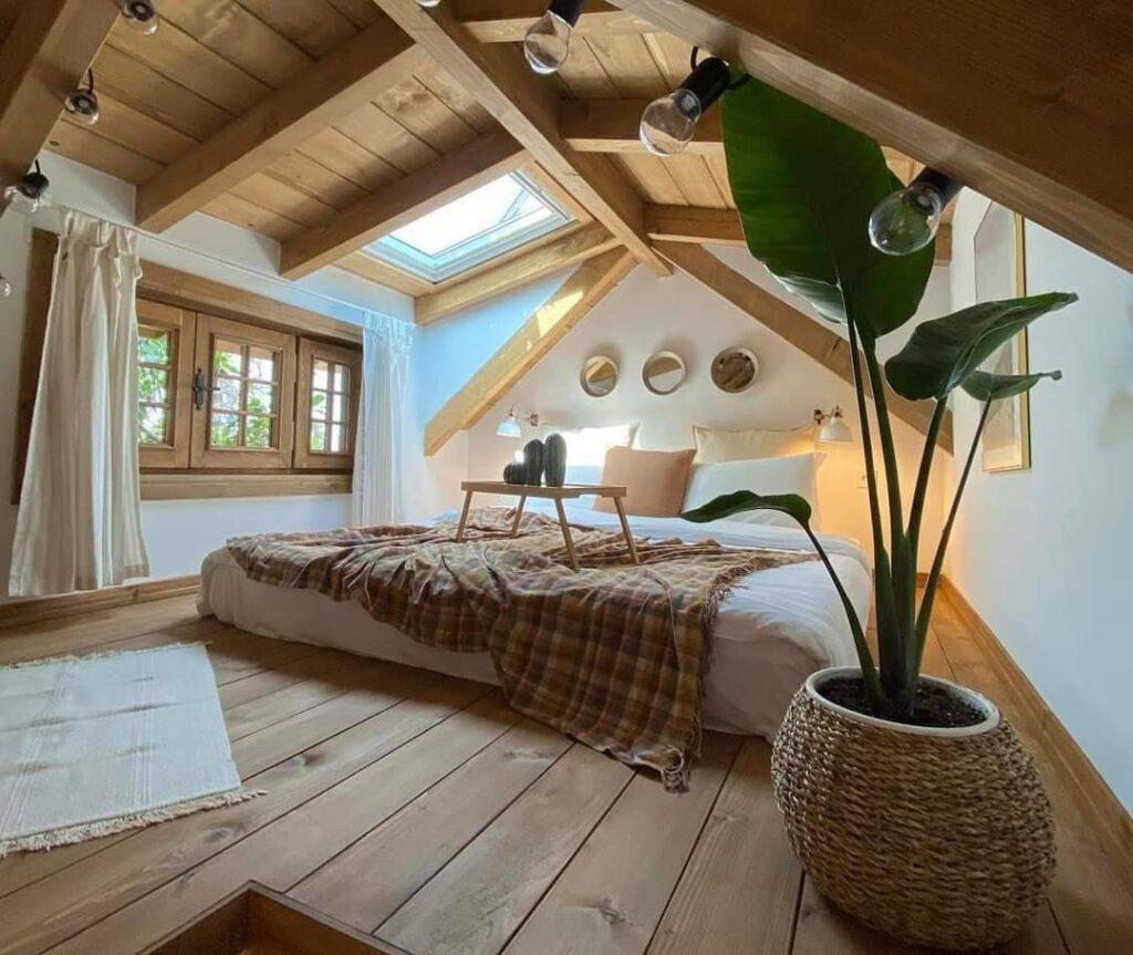 lit tiny box house